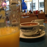Photo taken at Carluccio's by Elena B. on 12/29/2012