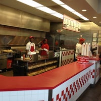 Photo taken at Five Guys by Paul J. on 10/21/2012