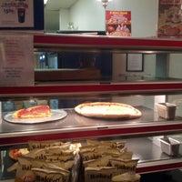 Photo taken at Rosati's Pizza by Daniel L. on 11/23/2013