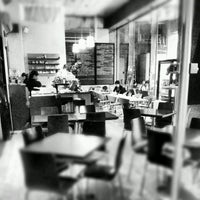 Photo taken at The Book Cafe by Ariel Christabelle C. on 1/3/2013