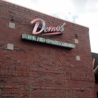 Photo taken at Demos' Restaurant by Kevin N. on 6/3/2013