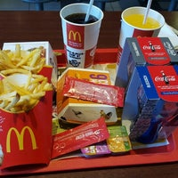 Photo taken at McDonald's by Martin L. on 8/3/2015