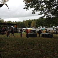 Photo taken at Garlic & Arts Festival by Christopher M. on 9/30/2012