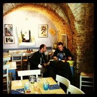 Photo taken at Hosteria Il Carroccio by Stefano M. on 3/2/2013