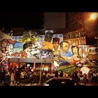 Photo taken at Lapa by Luiz D. on 10/7/2012