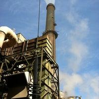 Photo taken at Luminant Power Station, Martin Lake by Scott N. on 11/15/2012