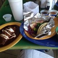 Photo taken at Taco Milagro by Kirsten F. on 5/19/2013