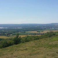 Photo taken at Blue Bell Hill Picnic Site by Matthew F. on 7/10/2015