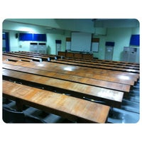 Photo taken at Lecture Hall 3 by Taemind J. on 6/10/2013