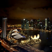 Photo taken at The Singapore Flyer by Ennie T. on 7/5/2013