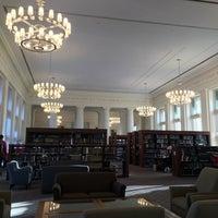 Photo taken at Harvard Law School Library by Rachel K. on 2/1/2017