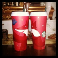 Photo taken at Starbucks by Abe S. on 11/18/2012