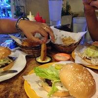 Photo taken at Bite Club Grilled Burger by Jon Dave R. on 7/18/2015