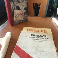 Photo taken at TGI Fridays by Rebecca and Jeff C. on 8/9/2015