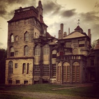 Photo taken at Fonthill Castle by Mark B. on 7/2/2013