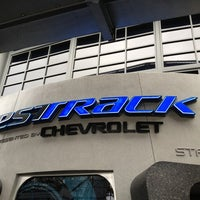 Photo taken at Test Track Presented by Chevrolet by Keith C. on 1/18/2013