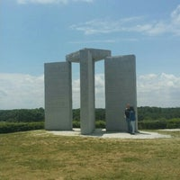 Photo taken at Georgia Guidestones by JC W. on 5/25/2015