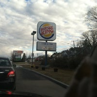 Photo taken at Burger King by Luke B. on 3/29/2013