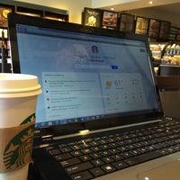 Photo taken at Starbucks by Steve E. on 4/8/2014