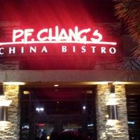 Photo taken at P.F. Chang's by Kar2 on 10/28/2012