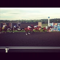 Photo taken at Presque Isle Downs & Casino by Britty S. on 7/31/2012