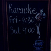 Photo taken at Landa Station Bar and Grill by Karen B. on 3/8/2012