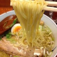 Photo taken at 麺屋 ひょっとこ by Naoki I. on 4/24/2013