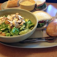 Photo taken at Panera Bread by Nancy on 4/21/2013