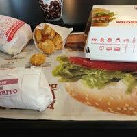 Photo taken at Burger King by Alex C. on 8/19/2013