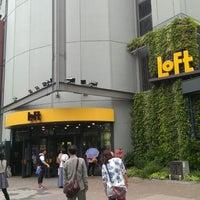 Photo taken at LOFT 梅田ロフト by Jax W. on 6/9/2013