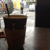Photo taken at Bo's Coffee by Haniyyah Fatimah E. on 12/8/2012