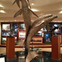 Photo taken at Wyland Galleries Of Florida by David W. on 10/24/2012