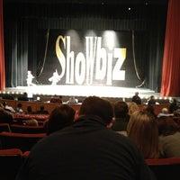Photo taken at Warren Performing Arts Center by Sarah S. on 2/16/2013