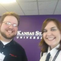 Photo taken at Kansas State Polytechnic - Salina by Sabrina Z. on 2/19/2014