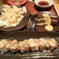 Photo taken at Sushi Tei by Syiffa L. on 2/21/2013