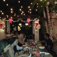 Photo taken at Tryst by Warren C. on 12/15/2012