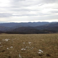 Photo taken at Max Patch by Makenzie J. on 3/5/2016