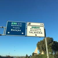 Photo taken at Talavera de La Reina by Belén B. on 3/5/2016