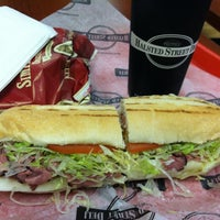 Photo taken at Halsted Street Deli by Gerald F. on 10/18/2012
