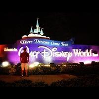 Photo taken at Walt Disney World Entrance by Anwar R. on 10/20/2012