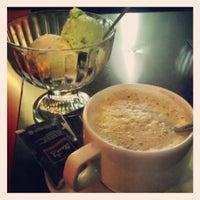 Photo taken at Арт-кафе «Стендаль» by Julia L. on 4/8/2013