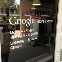 Photo taken at Google Store by Sergey P. on 7/29/2013