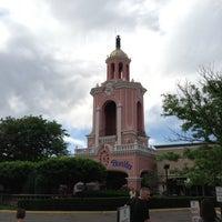 Photo taken at Casa Bonita by Andy C. on 6/22/2013