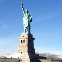 Photo taken at Statue of Liberty Ferry by Gavrilenko A. on 12/28/2012
