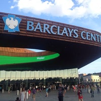 Photo taken at Barclays Center by Jenn P. on 6/15/2013