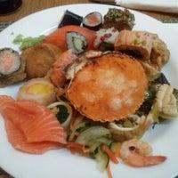 Photo taken at Restaurante Sapporo - Itaim Bibi by Raquel S. on 5/24/2013