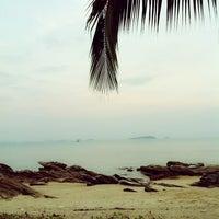 Photo taken at Sai Kaew Beach Resort by Kullayanee K. on 1/10/2013