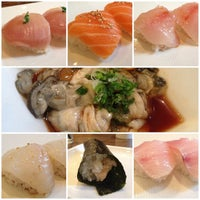 Photo taken at SUGARFISH | Downtown LA by Darin on 3/15/2013