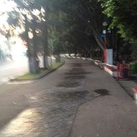 Photo taken at Parque de La Loma by Jose Luis G. on 10/12/2012