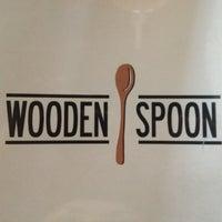 Photo taken at Wooden Spoon by Joyce d. on 2/3/2013